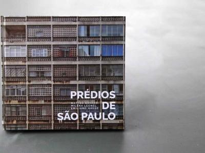 Prédios de São Paulo - Reimpressão do Livro