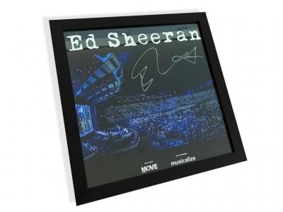 Ed Sheeran ajuda Viva Cazuza