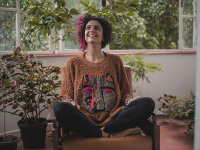 Luiza Brina – gravação do terceiro disco