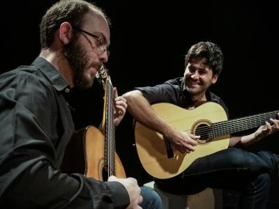 "CD ""Idas e Vindas"" – Rafael Thomaz e Guilherme Lamas"