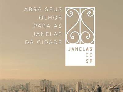 Livro - Janelas de SP