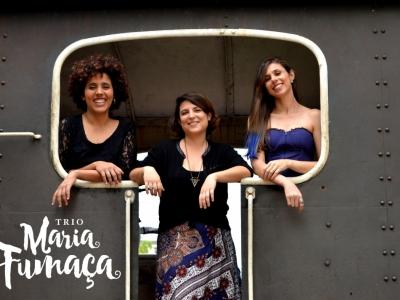 Trio Maria Fumaça no Caminho dos Goyazes