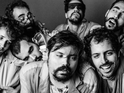 """Lançamento do disco """"Morro do Chapéu"""""""