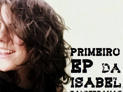 Primeiro EP da Isabel Balderramas